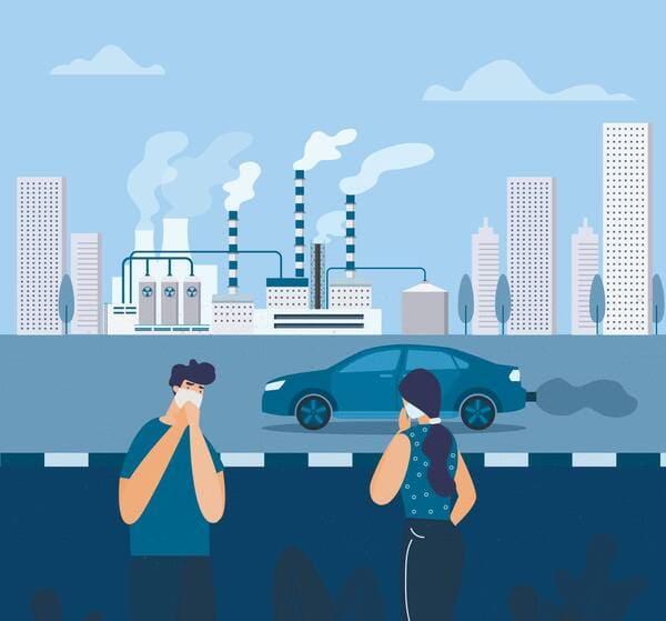 Huella de carbono coches