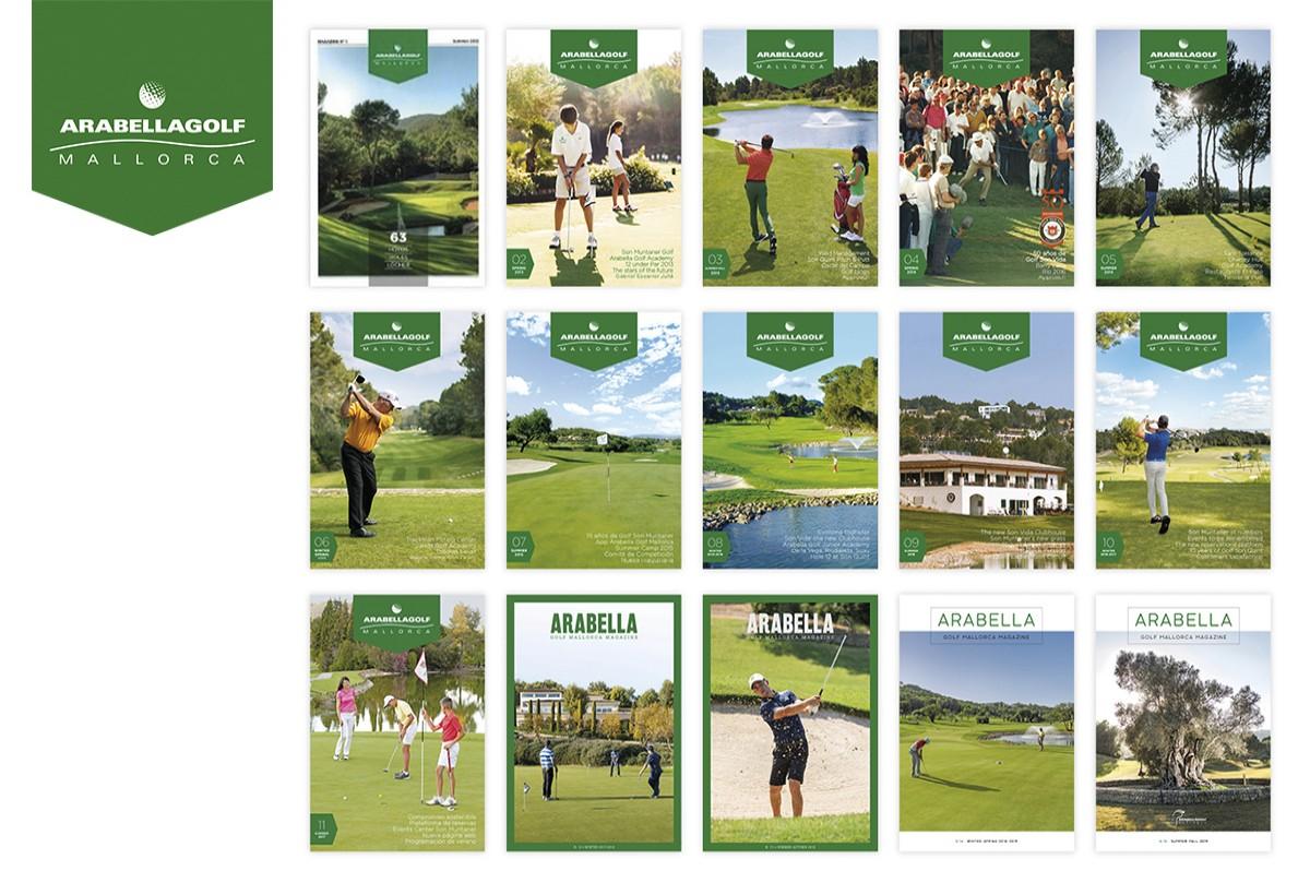Arabella Golf Magazine